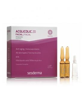 ACGLICOLIC 20 AMPOLLAS